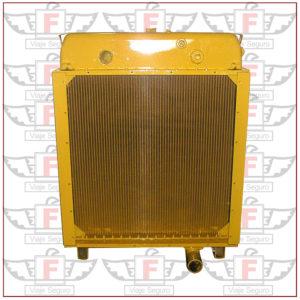 radiador de planta electrica